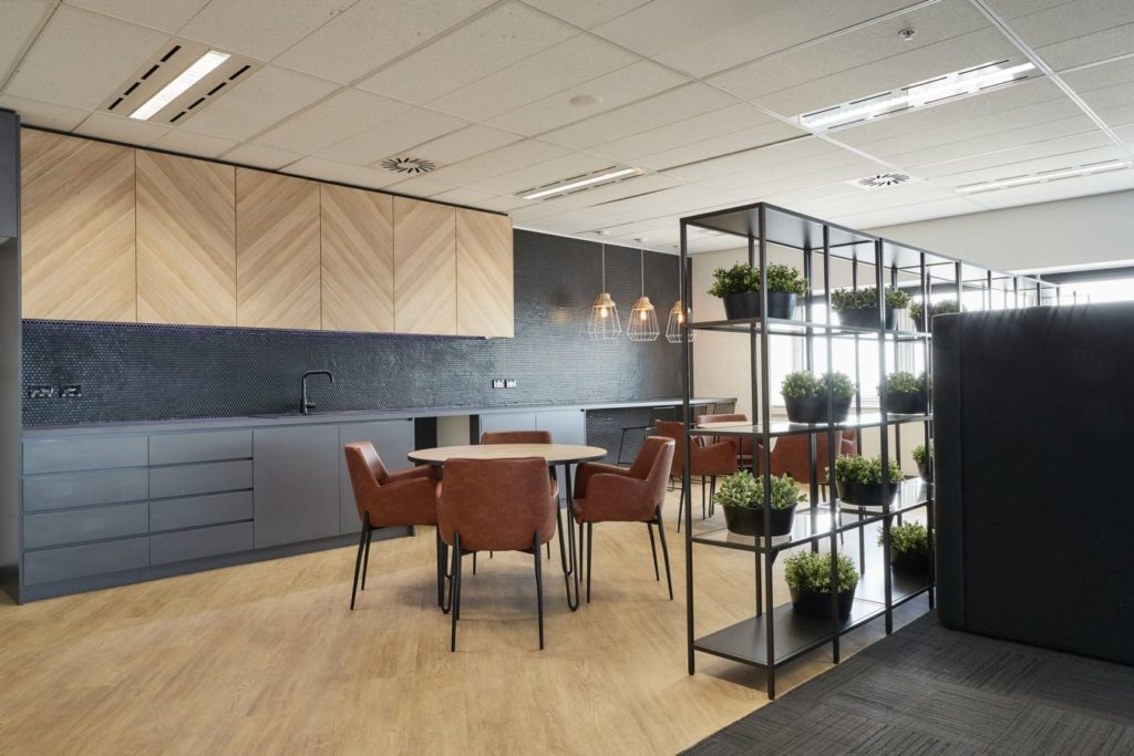 Wonderful An Office Fitout To Make Your Sydney Office Stand Out