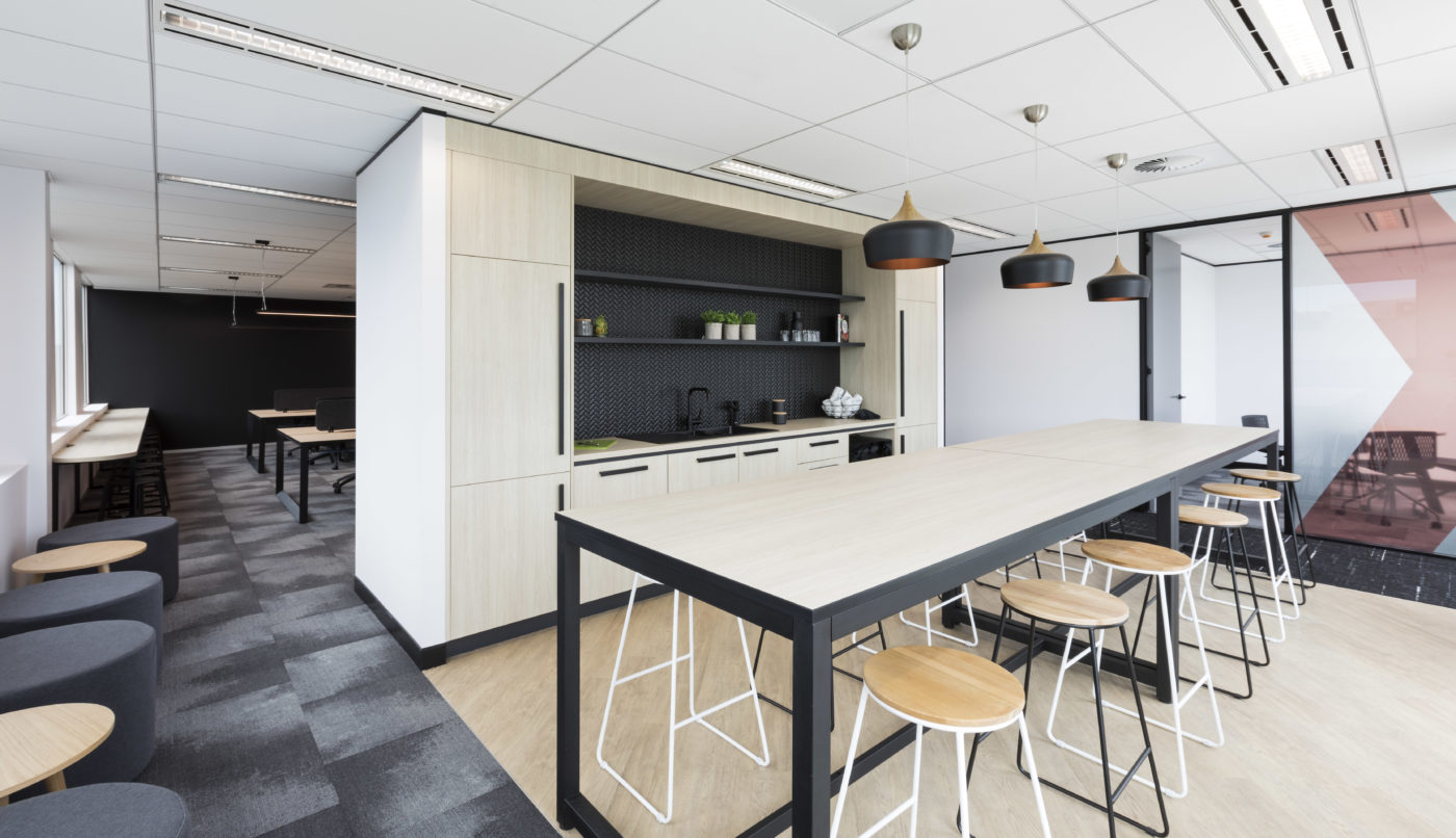 Increase Productivity With Your Canberra Office Fitout